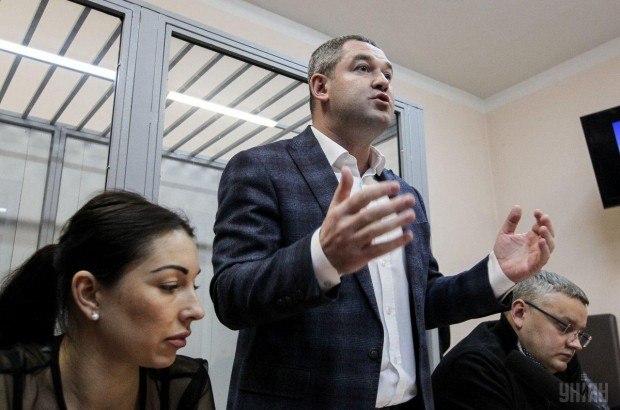 Скандального экс-руководителя ДФС Продана отпустили на поруки
