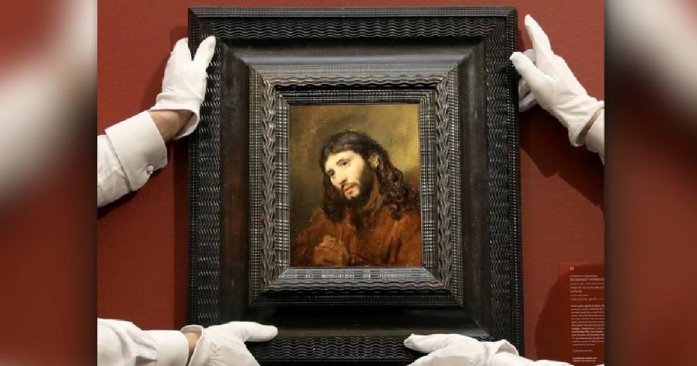 В Лондоне продали набросок Рембрандта за 12 млн долларов
