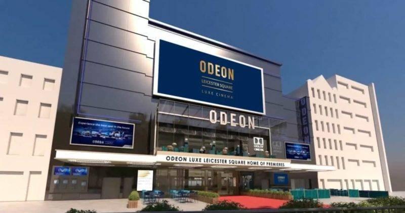 Кинотеатр Odeon возобновляет работу, но киноманы в ярости из-за стоимости билетов
