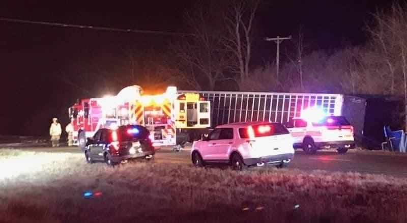 Фура врезалась в автобус школьной команды баскетболисток: 2 человека погибли, 10 — ранены