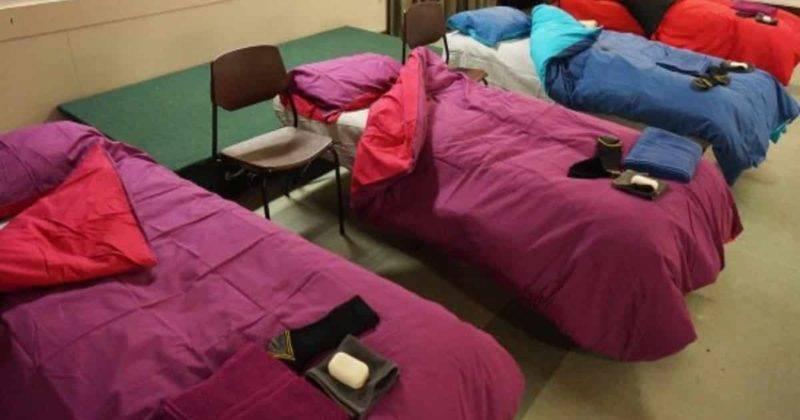 Это зимой церкви будут предлагать ночлег для бездомных