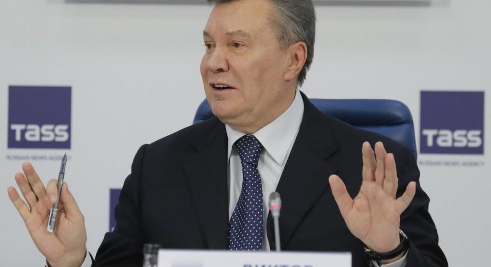Матиос рассказал о действиях ГПУ относительно Януковича, если он уедет в Израиль