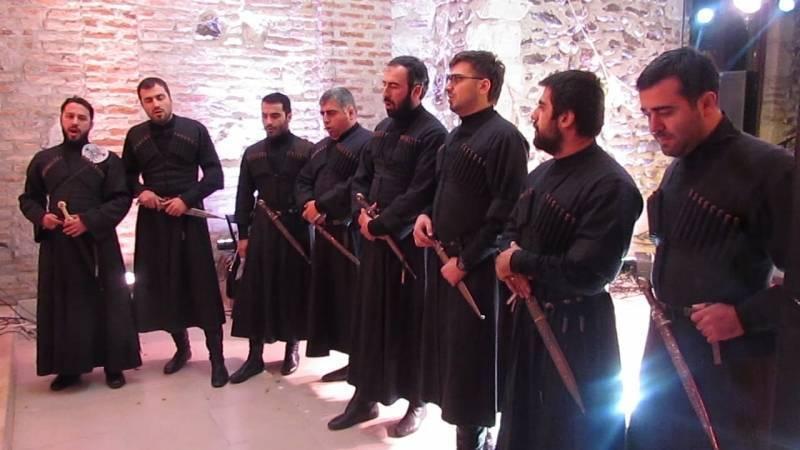Грузия применила против российских пограничников оперные арии