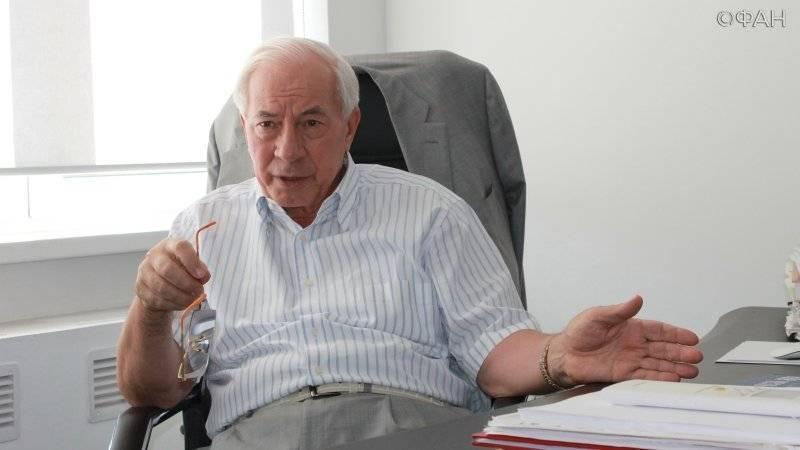 Азаров о судьбе многомиллиардного долга Киева: Без помощи МВФ погасить невозможно