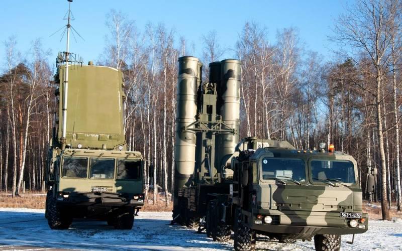 Чемезов допустил возможность поставок С-400 в США