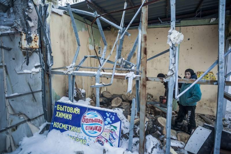 ВСУ за сутки 9 раз нарушили режим перемирия в Донбассе