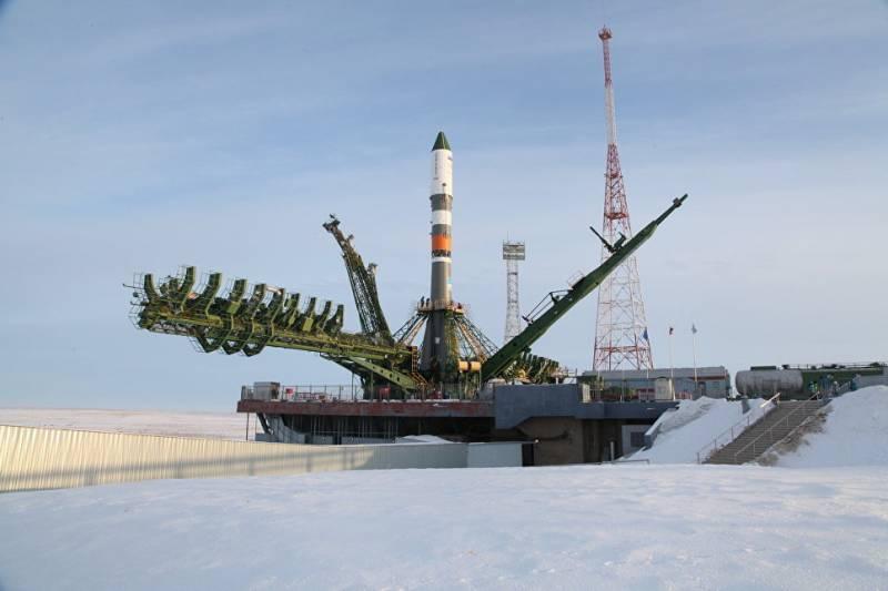 Старт «Союза-2.1а» отложен на два дня