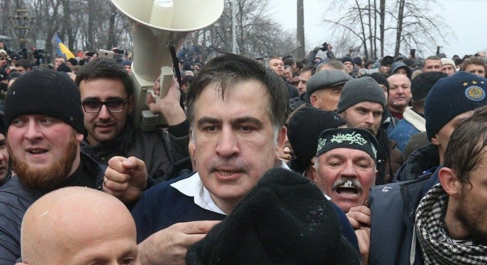 Саакашвили депортируют из Украины - СМИ