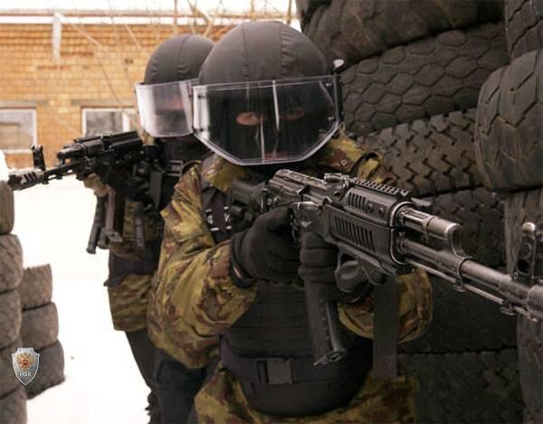 Контртеррористическая операция в Унцукульском районе Дагестана