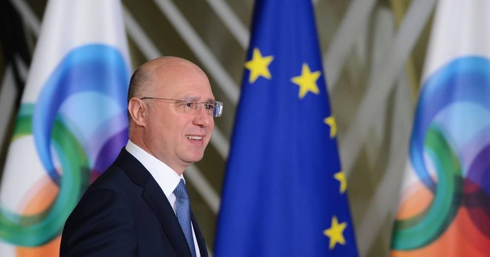 Премьер Молдавии рассказал о желании Кишинёва дружить с Москвой