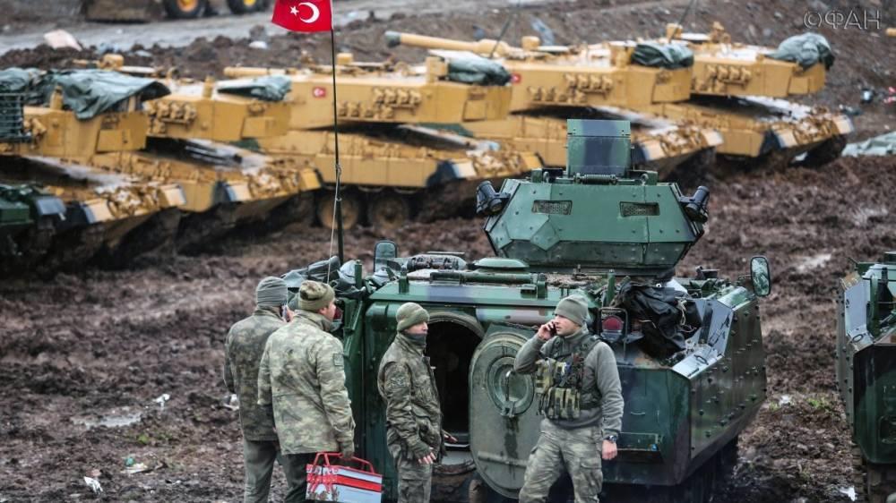 Сирия итоги за сутки на 18 февраля 06.00: турецкий военный конвой движется к Африну, в Дейр-эз-Зоре убито два бойца SDF