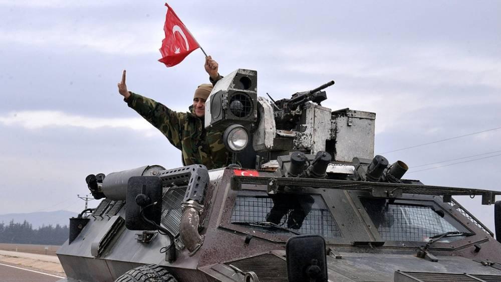 Сирия: курды сообщили о гибели в Африне 13 турецких военнослужащих