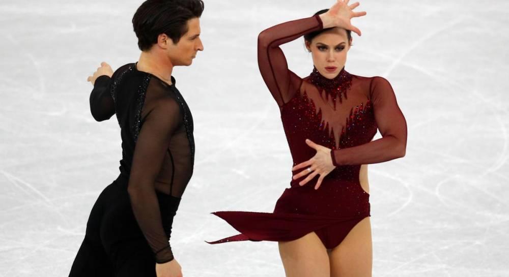Канадцы Вирту и Моир завоевали золото в состязаниях танцевальных пар фигурного катания в Пхенчхане