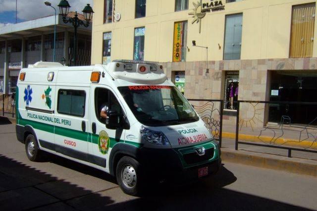 В Перу 30 человек погибли при падении автобуса с 200-метровой высоты