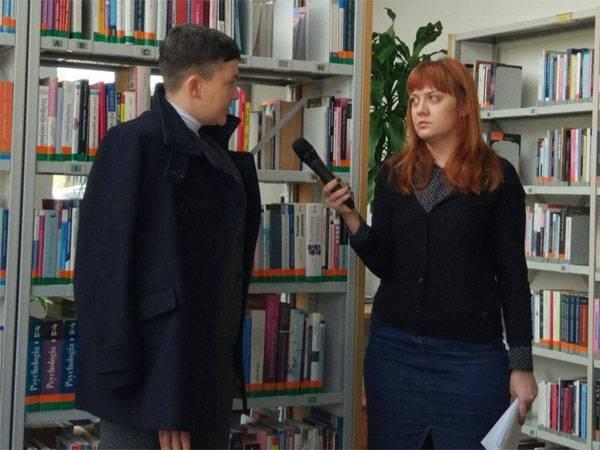 Савченко: Через 4-5 лет состоится передел границ Украины, России и Европы