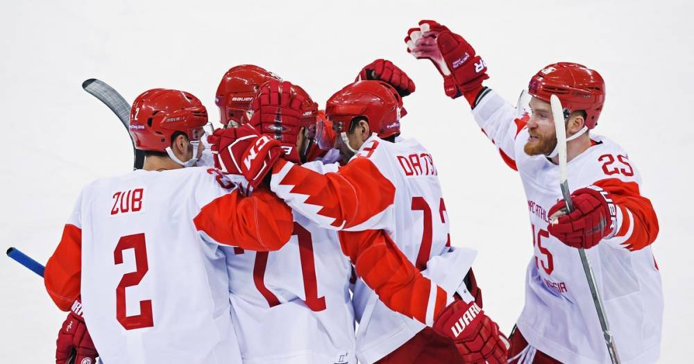 В США заявили, что хоккейная сборная РФ никогда не увидит олимпийского золота