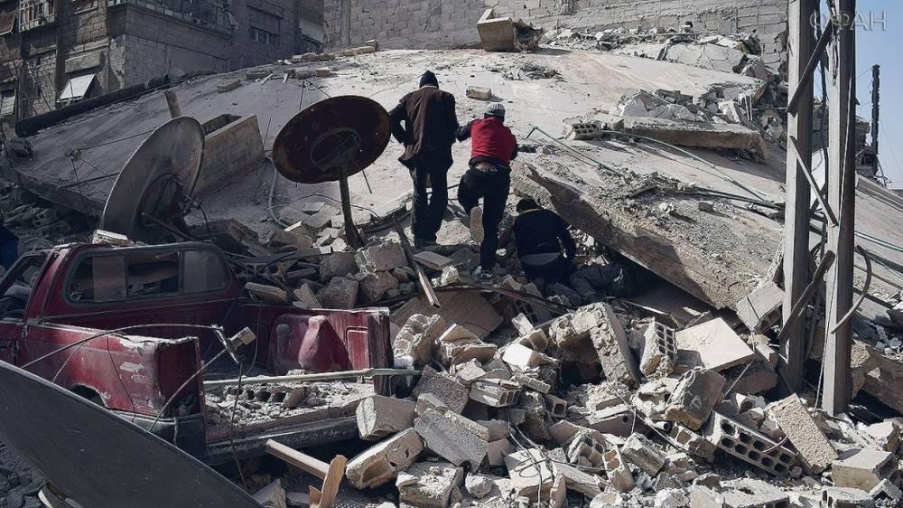 Сирия: боевики из Восточной Гуты вновь терроризируют жителей Дамаска