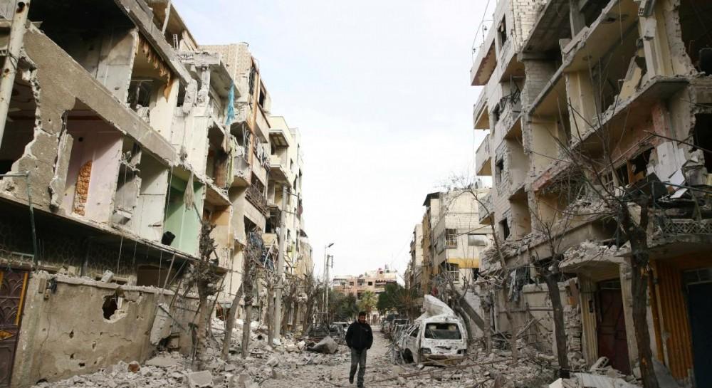 В сирийском городе, который бомбят силы Асада и Путина, применили химическое оружие, погиб ребенок - НКО