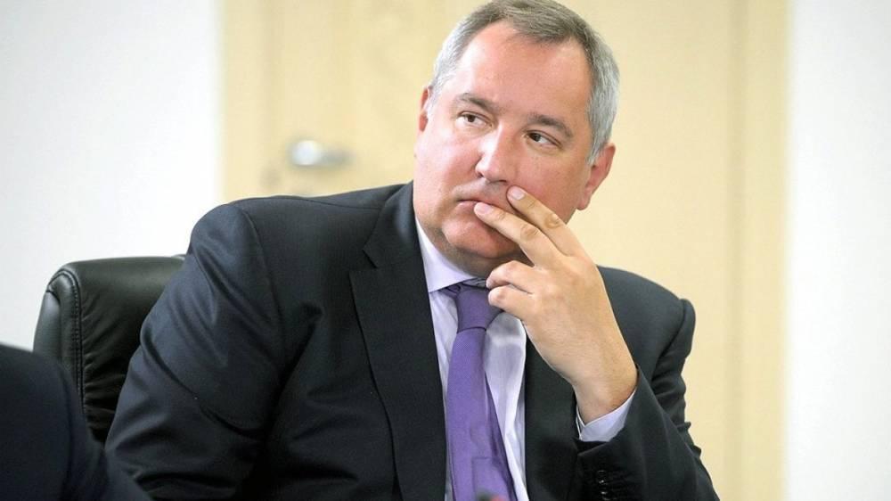 Рогозин сообщил, что Путин подписал программу вооружения