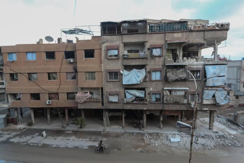 Западная коалиция отвергла предложение Москвы о создании комиссии по Ракке