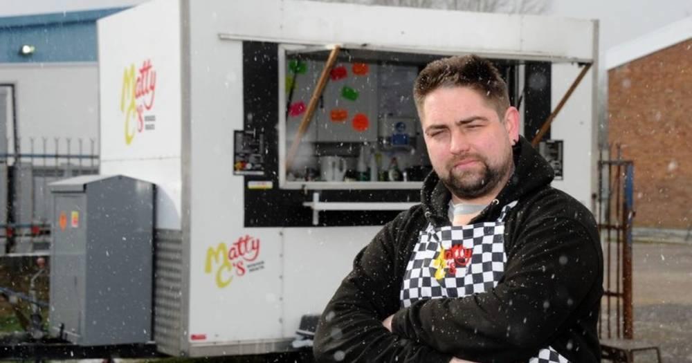 McDonald's угрожает судом небольшой бургерной на колесах из-за ее названия