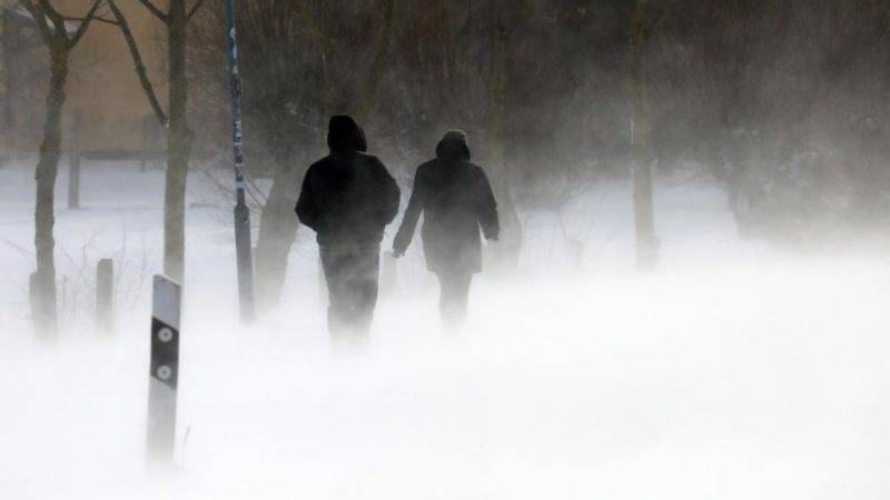 Сильные морозы не покидают Германию: есть первые жертвы