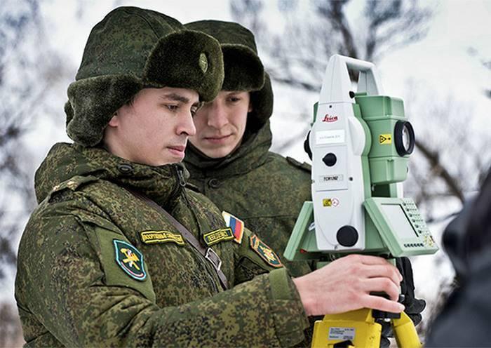 Военные топографы ЮВО восстановили пункты государственной геодезической сети в Крыму