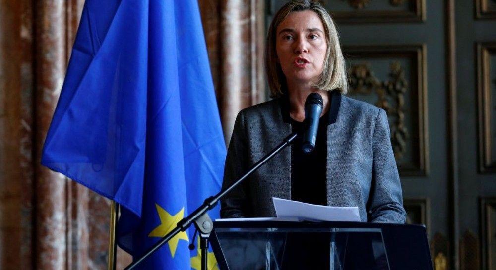 Могерини рассказала о плане урегулирования ситуации в Украине