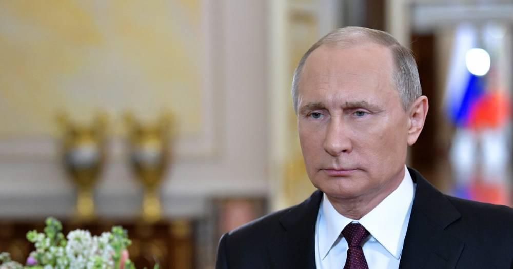 """""""Ваше место у параши"""". Путин рассказал об отношении Запада к слабой России 90-х"""