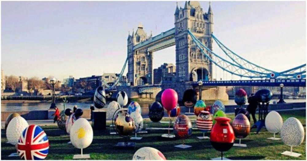 Пасха 2018 в Лондоне: альтернативные способы провести выходные