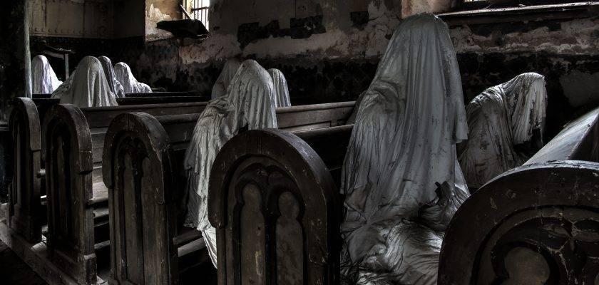 Самая жуткая церковь в мире, населенная призраками