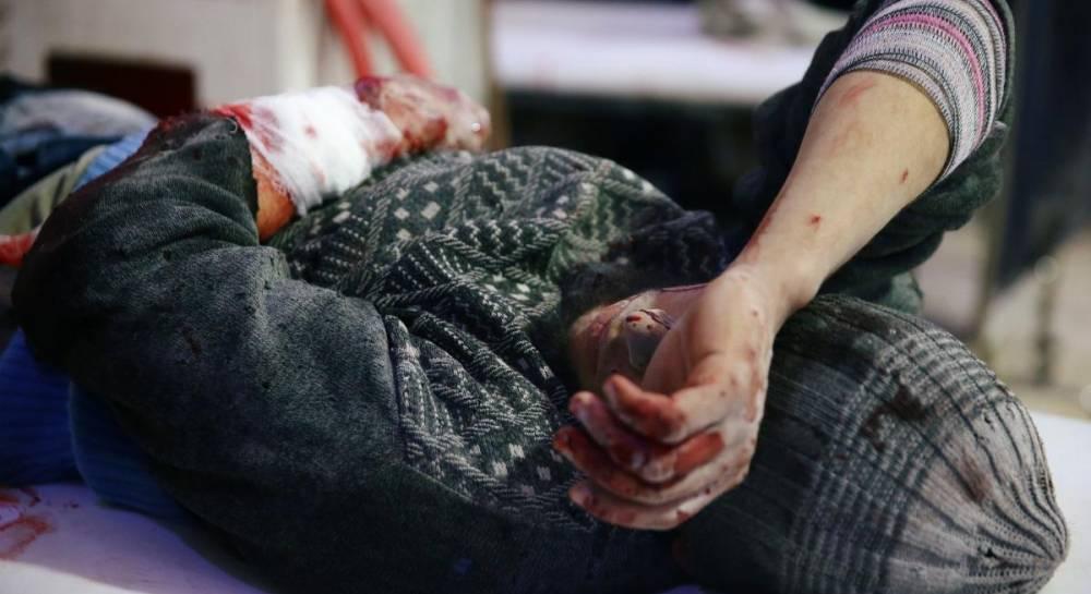 В России рассказали, сколько образцов оружия они испытали на сирийцах