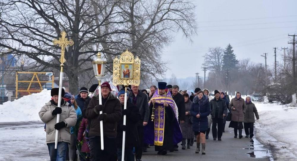 На Черниговщине прошло шествие в честь памяти о 5 тысячах сожженных крестьян