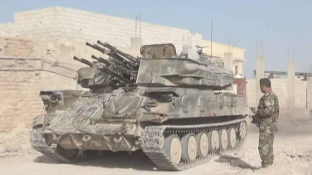 Сирия: САА окружает оплот боевиков в Восточной Гуте