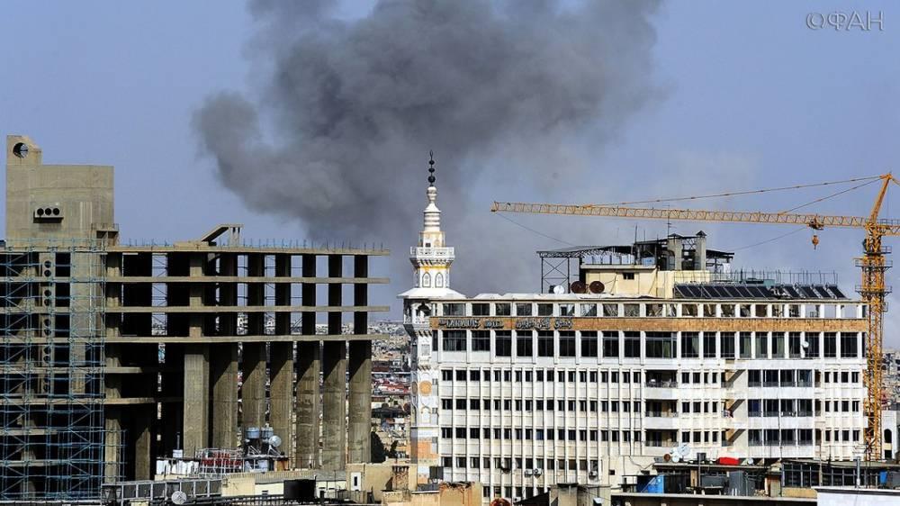 Сирия новости 12 марта 16.30: двое мирных жителей Дамаска погибло под огнем боевиков, SDF продолжают насильно вербовать в свои ряды жителей Ракки