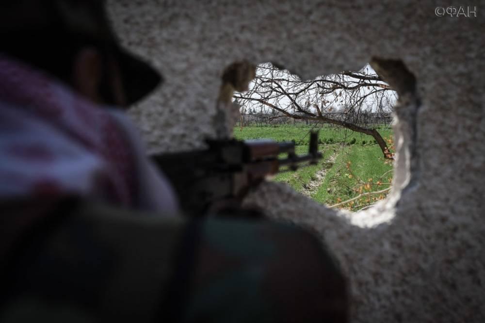 Сирия: «Силы тигра» обеспечили стратегическую победу в Восточной Гуте