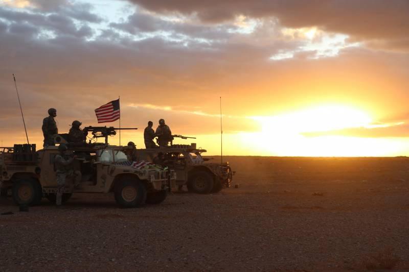 США: Мы проверим сообщения о нанесении ударов в зоне деэскалации на юге Сирии