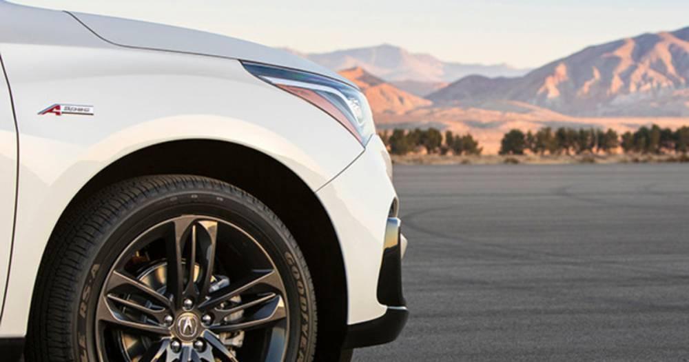 Acura подразнила пользователей и показала только половину нового кроссовера RDX