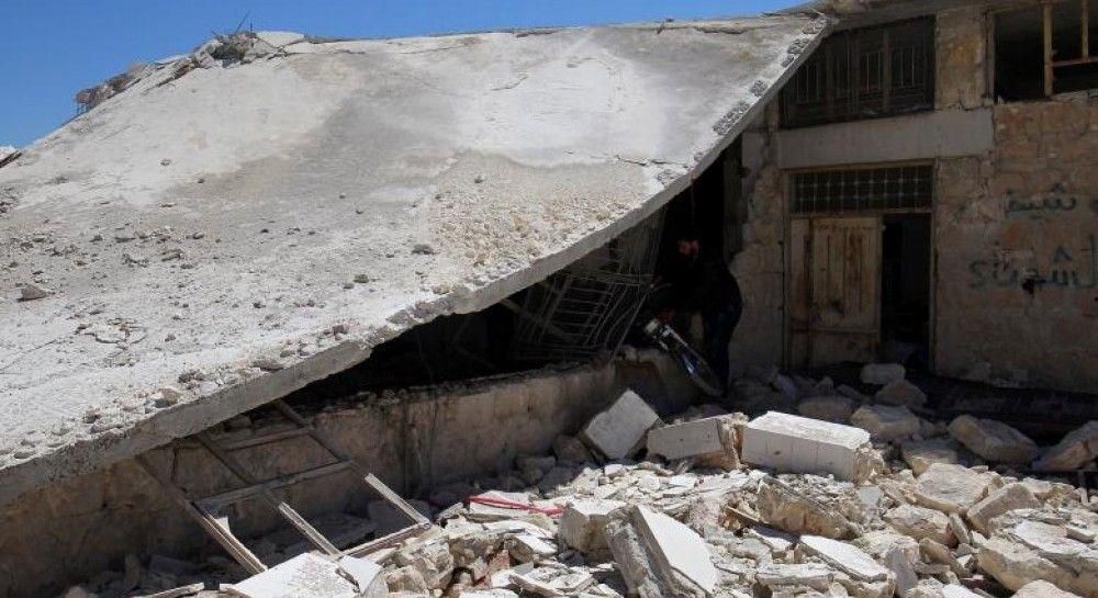 Франция обещает ударить по объектам Асада в случае повторного использования химоружия