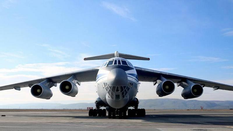 Минобороны получило первый модернизированный Ил-76МД-М