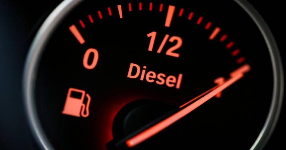 С 1 апреля новая машина с дизельным двигателем может обойтись вам на £500 дороже