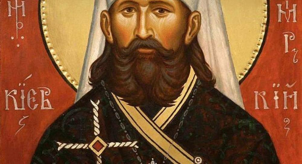 Митрополит Антоний рассказал о духовном подвиге великомученика митрополита Владимира