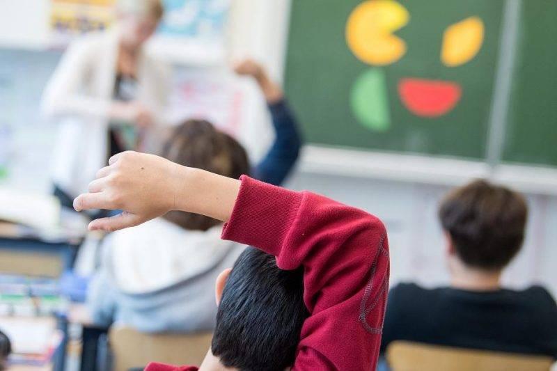 Количество учеников, не имеющих немецкого гражданства, стремительно растет
