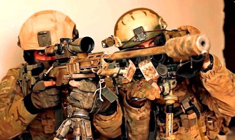 Российский спецназ в Сирии впечатлил западных экспертов