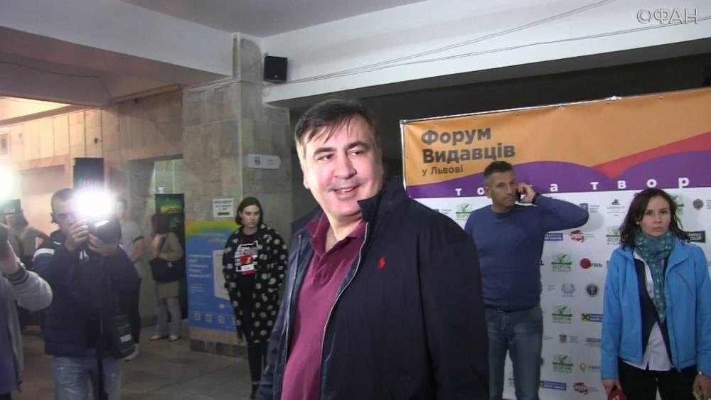 Следствие по делу Саакашвили «продвигается» – генпрокурор Украины