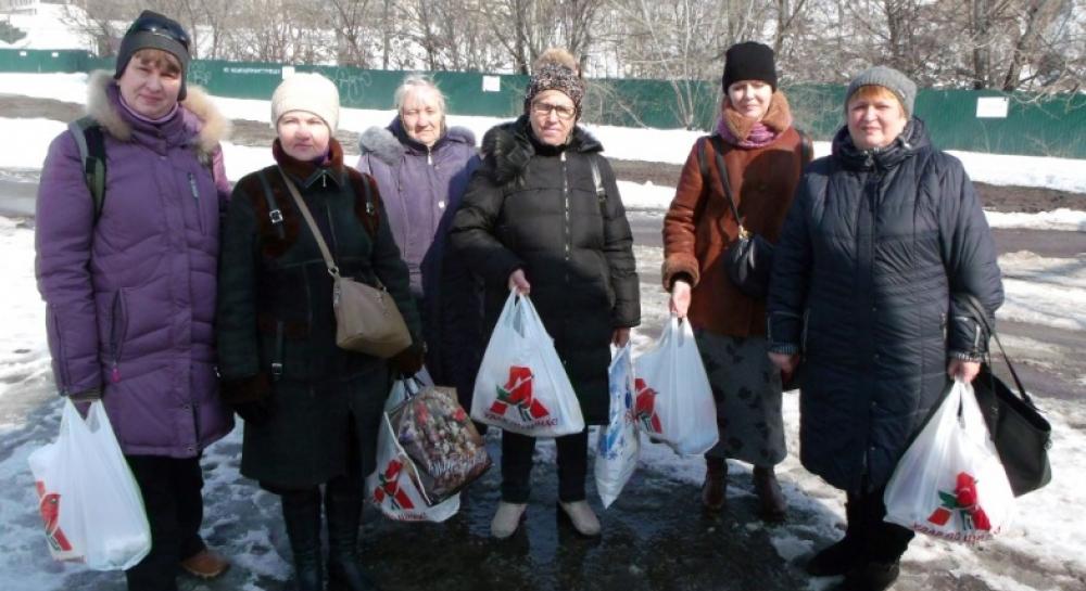 Социальный отдел Кафедрального собора УПЦ оказал помощь семьям, в которых проживают люди с инвалидностью