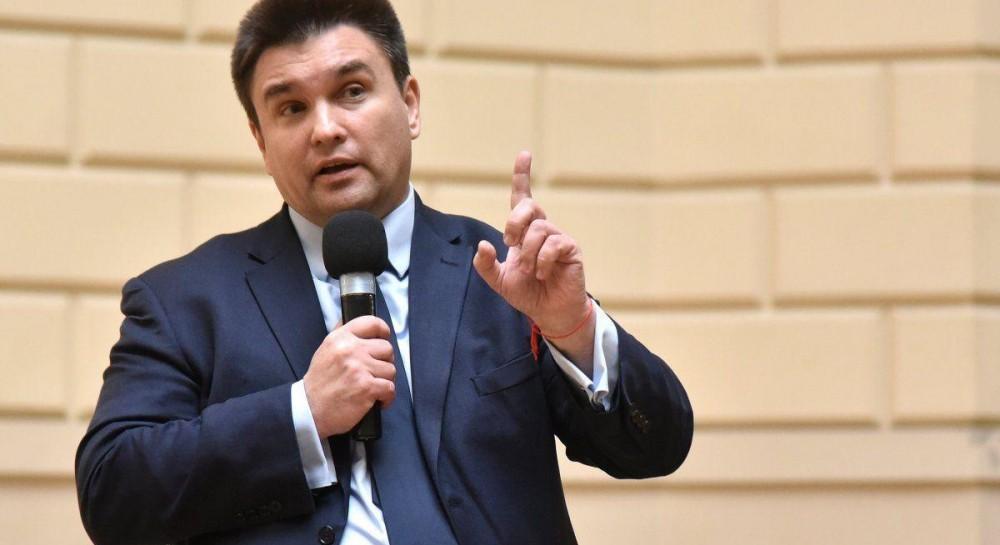 Климкин призывает лишить Россию права на проведение Чемпионата мира по футболу