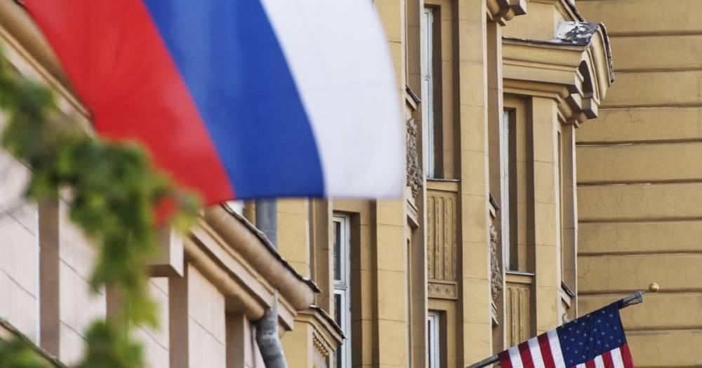"""Посольство РФ призвало США не отвлекать внимание от Сирии """"британским сюжетом"""""""