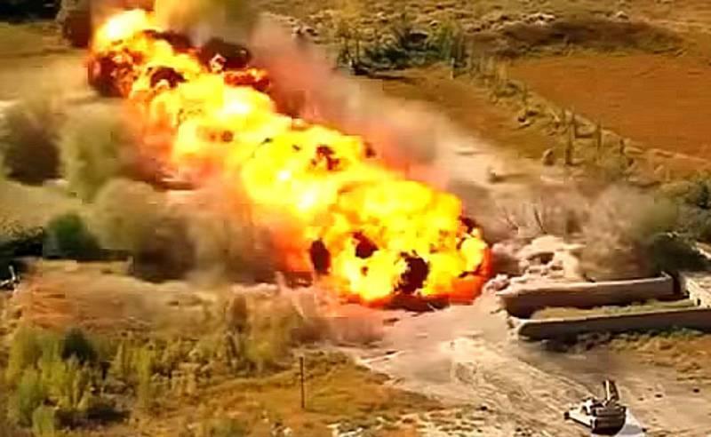 «Змей Горыныч» в деле: сирийская армия пустила в ход свой козырь