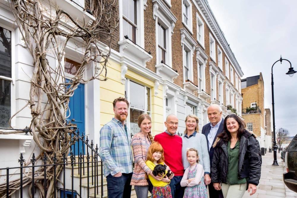 Решение жилищного кризиса в Лондоне: квартиры на крышах